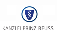 Rechtsanwalt Heinrich Ico Prinz Reuß Logo